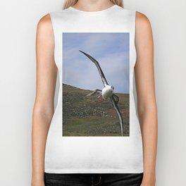Albatross Soaring Biker Tank