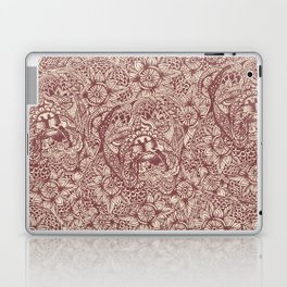MANDALA OF ENGLISH BULLDOG Laptop & iPad Skin