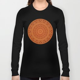 Mandala Spice Long Sleeve T-shirt