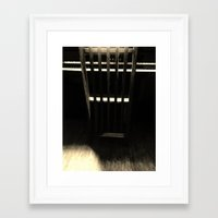 silent Framed Art Prints featuring Silent by Astrid Ewing