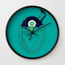 Pocket Monster Wall Clock