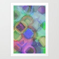 WaterColor#1 Art Print