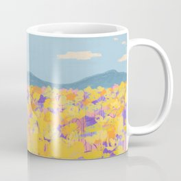 Ich bin nah am Wasser gebaut (I am built close to the water) Coffee Mug