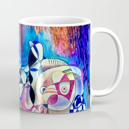 abstract #222 Coffee Mug