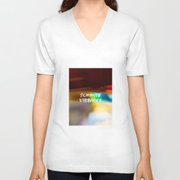 Summer Vibrance Series 1 Unisex V-Neck