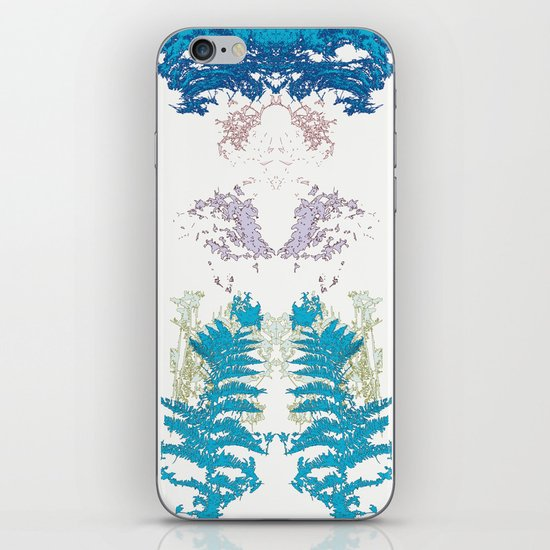 Botanic Body iPhone & iPod Skin