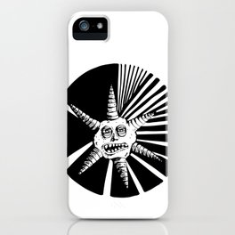 6 Points iPhone Case