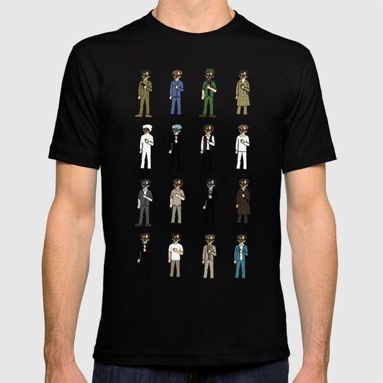 Woody Allen's T-shirt