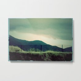 Daylight savings Metal Print