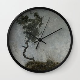 The Witch Tree Wall Clock