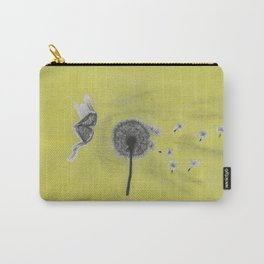 make a wish dandelion Carry-All Pouch