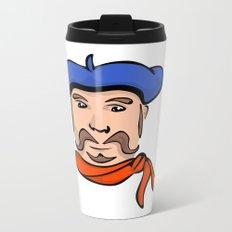 Pierre Mondeaux Metal Travel Mug