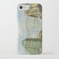 milan iPhone & iPod Cases featuring Milan - Underground by Sandra Liarte