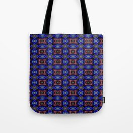 Velvety Grandeur Pattern 2 Tote Bag