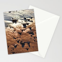 Bronze Reflection from Narragansett Sunset Stationery Cards