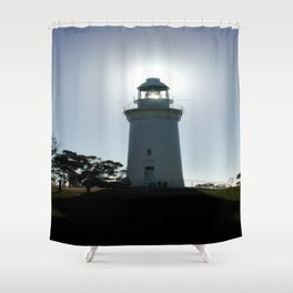 Table Cape Lighthouse - Tasmania Shower Curtain
