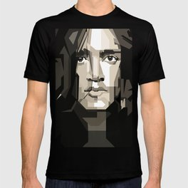 John Frusciante Blackwhite T-shirt