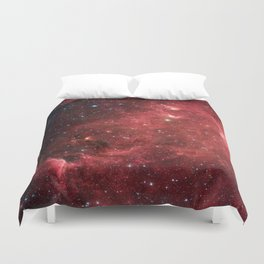 North American Nebula Duvet Cover