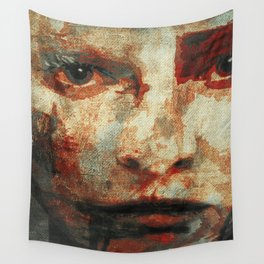 The Human Race 3 Wall Tapestry