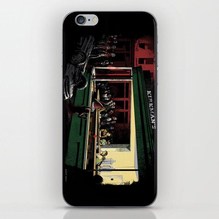 Nightwalkers iPhone Skin