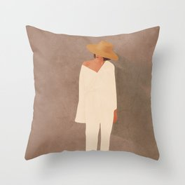 Comfort of Warmth II Throw Pillow