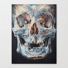 Skull I. Canvas Print