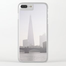 n Clear iPhone Case