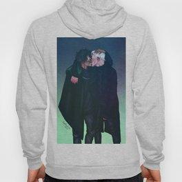 Dark Drarry Kiss Hoody