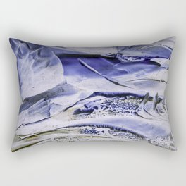 Melting Glacier Rectangular Pillow