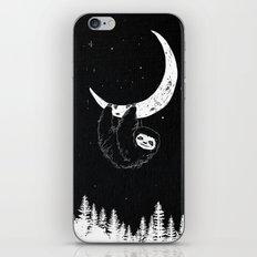 Goodnight Sloth iPhone & iPod Skin