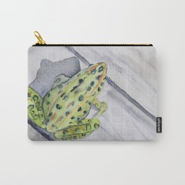 Frogger Carry-All Pouch
