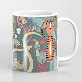 Rain forest animals 003 Coffee Mug