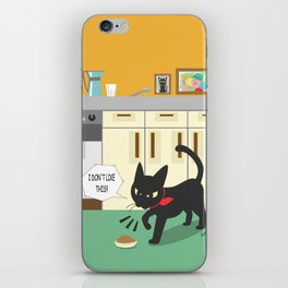 In the kitchen iPhone Skin