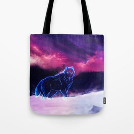 WOLF - Fang Of The North Tote Bag