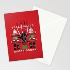 Ugly Nightmare of a Sweater Stationery Cards