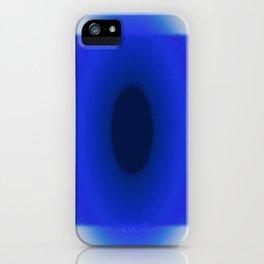 Blue Essence iPhone Case
