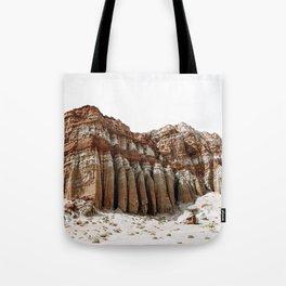 Red Cliffs / Utah Tote Bag