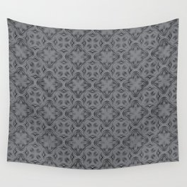 Sharkskin Shadows Wall Tapestry