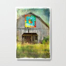 Barn 2 Metal Print