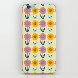 Hello Sunshine Sunflower iPhone Skin
