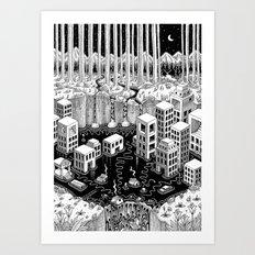 The Conquest Art Print