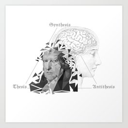 The Legacy of Hegel Art Print