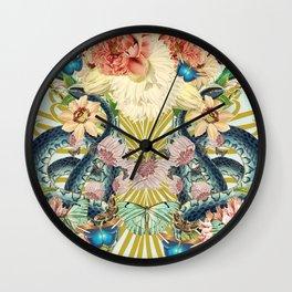 Magical Jungle Wall Clock