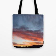 Sunrise April 5, 2012 Tote Bag