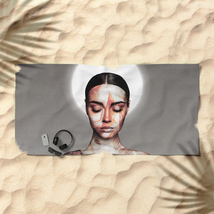 Regenerate Beach Towel