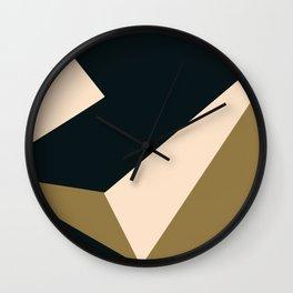 abstract minimal 32 Wall Clock