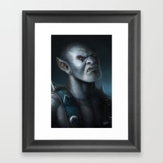 ThunderCats Collection - Panthro Framed Art Print