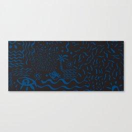 Strange Canvas Print