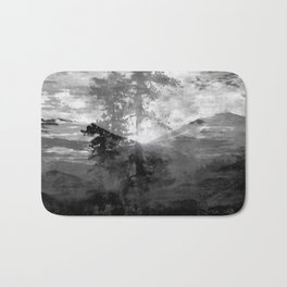 And With the Trees... Bath Mat