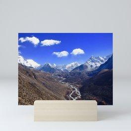 Himalayan Valley Mini Art Print